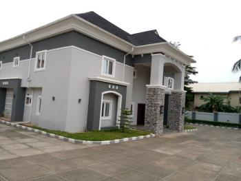 Luxurious 6 Bedrooms Duplex + 1 Bedroom Guests Chalet +bq, Asokoro District, Abuja, Detached Duplex for Sale