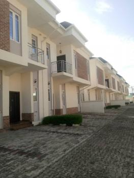 4 Bedroom with Bq, Off Mobil Road, Ilaje, Ajah, Lagos, Terraced Duplex for Sale