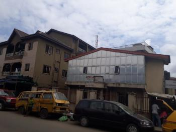 Commercial Property on 2 Floors, Conner of Bornu Way/kano Street, Ebute Metta West, Yaba, Lagos, Office Space for Rent