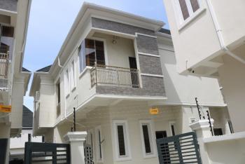 Superb 4 Bedroom Semi-detached Duplex, Lagoon View Estate, Lekki Phase 2, Lekki, Lagos, Semi-detached Duplex for Sale