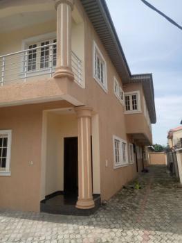 4 Bedroom, Off Mobil Road, Ilaje, Ajah, Lagos, Semi-detached Duplex for Rent