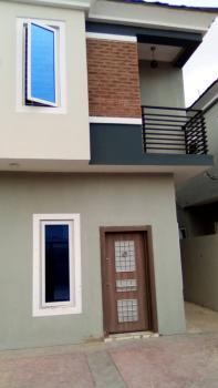 New 4 Bedroom Duplex, Off Awolowo Way., Allen, Ikeja, Lagos, Semi-detached Bungalow for Sale