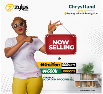 Plots of Land, Chrystland Estate, Epe, Lagos, Residential Land for Sale