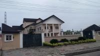 2 Units Of 6 Bedroom Semi Detached Duplex With 2 Rooms Penthouse And A Separate Guest Chalet On A Land Mass Of 1470 Square Metre, Osborne, Ikoyi, Lagos, House For Sale
