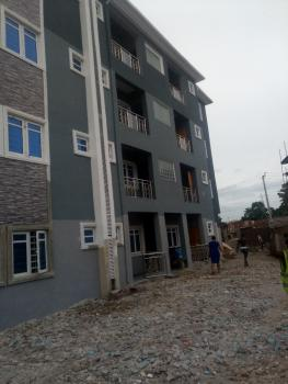 a Brand Newly Built Ensuites 2 Bedroom, Iponri/ Costain, Ebute Metta West, Yaba, Lagos, Flat for Rent