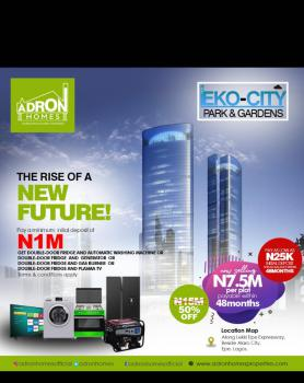 Land, Ekocity Park and Gardens Along Lekki Expressway, Beside Alaro City, Epe, Lagos, Land for Sale
