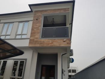 Luxurious Newly Built 4 Bedroom Bedroom Duplex with Bq, Pinnock Beach Road, Osapa, Lekki, Lagos, Terraced Duplex for Sale