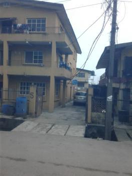 Block of 9 Flats Comprising of: >3 Nos 3 Bedroom Flat >3 Nos 2 Bedroom, Akoka, Yaba, Lagos, Block of Flats for Sale