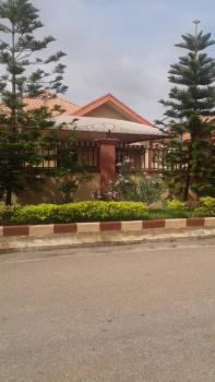 3 Bedroom Detached Bungalow with 2 Bedroom Bq, Near Efab Estate, Lokogoma District, Abuja, Detached Bungalow for Sale