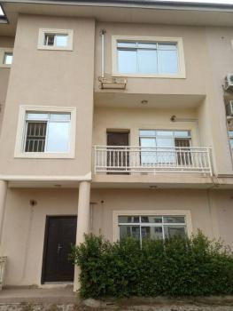 Brand New Luxury 4 Bedroom Serviced Terrace Duplex Plus Bq with a/c, Jabi, Abuja, Terraced Duplex for Rent