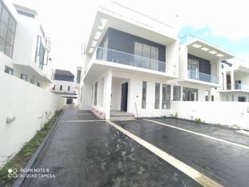 Luxury Brand New 5 Bedroom Semi Detached Duplex, Pinnock Estate, Osapa, Lekki, Lagos, Semi-detached Duplex for Rent
