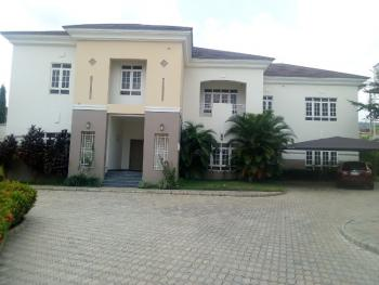 Tastefully Finished and Serviced 5 Bedroom Detached Duplex with Bq,, Close to Diplomatic Zone, Katampe Extension, Katampe, Abuja, Detached Duplex for Rent