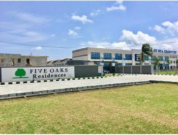 Land with Governors Consent, Five Oaks Residences, Eleko Beach Road, Beside Jiu Hua Company, Eleko, Ibeju Lekki, Lagos, Residential Land for Sale