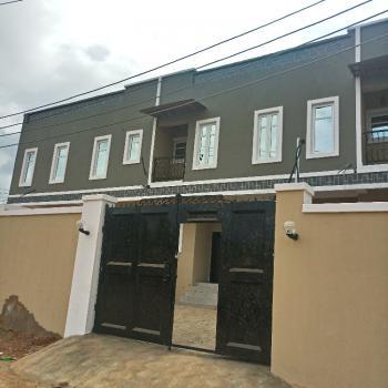 Brand New 3 Bedrooms Duplex Plus a Room Bq, Olowora Via Omole Phase 2 Estate, Ikeja, Lagos, Semi-detached Duplex for Rent