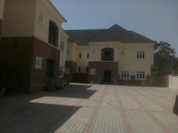 Nicely Finished 4 Bedroom Terraced Duplex with Bq, Close to Coza, Guzape District, Abuja, Terraced Duplex for Rent