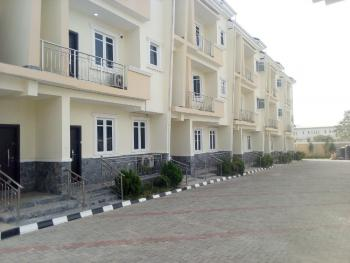 Tastefully Finished 4 Bedroom Terraced Duplex, Close to Coza, Guzape District, Abuja, Terraced Duplex for Rent