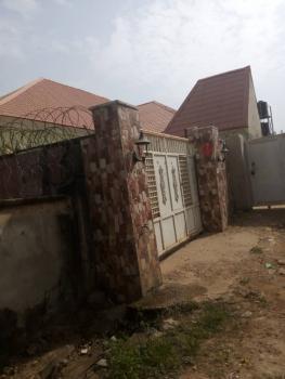Fantastic 3 Bedroom Bungalow, Andikan Estate, Gwarinpa, Abuja, Detached Bungalow for Sale
