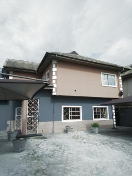 Luxury 4 Bedroom Duplex with Self Contained Bq in a Serene Environment, Rumuibekwe, Port Harcourt, Rivers, Detached Duplex for Rent