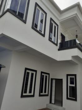 Lluxury 4 Bedroom Fully Detached Duplex with Bq, Chevy View Estate, Chevron Drive, Igbo Efon, Lekki, Lagos, Detached Duplex for Sale