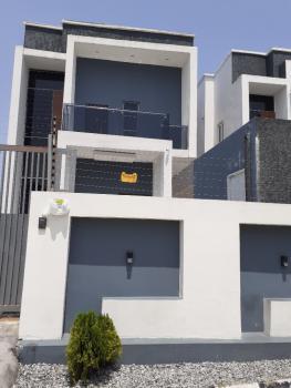 Luxury 4 Bedroom Fully Detached Duplex with Bq, Bridge Gate Estate, Agungi, Lekki, Lagos, Detached Duplex for Sale