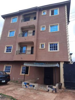 Beautiful 8 Flats of 3 Bedroom Each, Agbani Road, Off Achara Layout, Enugu, Enugu, Block of Flats for Sale