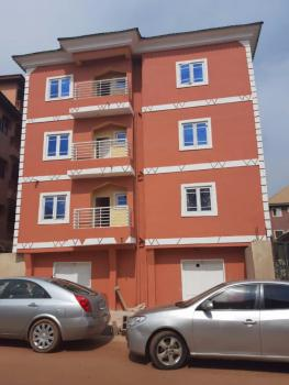 New and Tastefully Built 8 Flats of 3 Bedroom Each, Agbani Road, Off Achara Layout, Enugu, Enugu, Block of Flats for Sale
