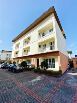 4 Bedroom Terrace Duplex, Chevyview Estste, Lekki, Lagos, Flat for Rent