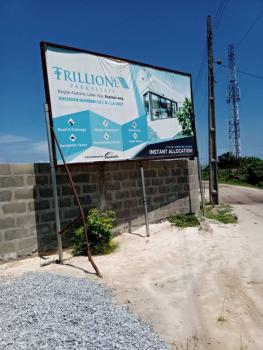 a Beautiful Estate, Alatishe, Bogije, Ibeju Lekki, Lagos, Mixed-use Land for Sale