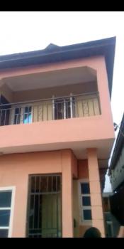 Solid 4 Bedroom Duplex Plus 2 Units of 2 Bedroom Flat, Yewande Giwa Street Via Toyin Iju Ishaga Ogun, Agbado, Ifo, Ogun, Detached Duplex for Sale