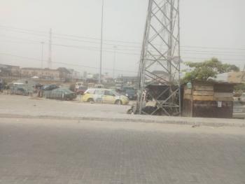 Sharp Location Land 2154sqm for Commercial Or School, 2nd Tollgate Opposite Chevron, Lekki Expressway, Lekki, Lagos, Commercial Land for Sale