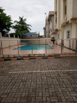 Serviced 3 Bedroom Flat and a Room Bq Available, Off Admiralty Way, Lekki Phase 1, Lekki, Lagos, Flat for Rent