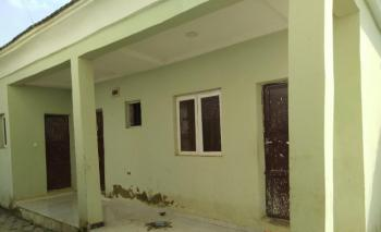 2 Units of Self Contained with Shared Kitchen, Katsina Estate, Life Camp, Gwarinpa, Abuja, Self Contained (single Rooms) for Rent
