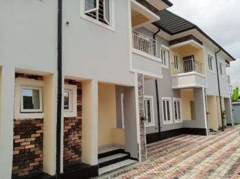 Luxury 2 Bedroom Duplex, Shell Corporative, Eliozu, Port Harcourt, Rivers, Terraced Duplex for Rent