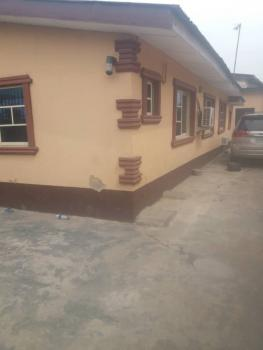 3 Bedroom Flat and 2 Standard Mini Flat, Off Goloba Street , Close to Ansarudeen College, Isolo, Lagos, Detached Bungalow for Sale