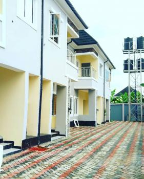 Standard 2 Bedroom Duplex with Federal Light & 2 Seating Room, Off Eliozu By Shell Cooperative, Eliozu, Port Harcourt, Rivers, Terraced Bungalow for Rent
