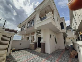 Well Finished 4 Bedroom Semi Detached Duplex with a Room Bq, Ajah, Lagos, Semi-detached Duplex for Rent