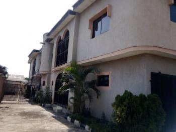 Well Maintained Solidly Built 4 Bedroom Duplex with Flats Behind, Baruwa Estate., Egbeda, Alimosho, Lagos, Semi-detached Duplex for Sale