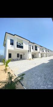 Brand New 4 Bedroom Terrace Duplex, Fully Serviced, By The Chevron Tollgate, Lafiaji, Lekki, Lagos, Terraced Duplex for Rent