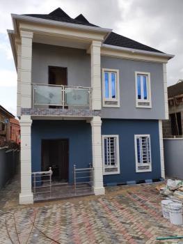 4 Bedroom with Bq, Ojodu Berger, Ojodu, Lagos, Detached Duplex for Sale