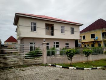 Four (4) Bedroom Detached House with a Room Bq, Crown Estate, Sangotedo, Ajah, Lagos, Detached Duplex for Rent