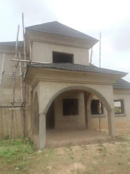 Uncompleted Detached House of 4 Bedroom, Sanusi Village, Oluyole Lga., Oluyole, Oyo, Detached Duplex for Sale