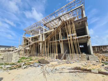 Super Affordable New 5 Bedroom Triplex with 2-20 Years Payment Plan, Ikate-elegushi, Meadow Hall Way, Beside Richmond Estate, Bella Court, Ikate, Lekki, Lagos, Terraced Duplex for Sale