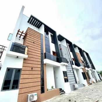 Luxury 4 Bedroom Terrace Duplex with a Bq, Chiso Ikate ., Ikate Elegushi, Lekki, Lagos, Terraced Duplex for Sale