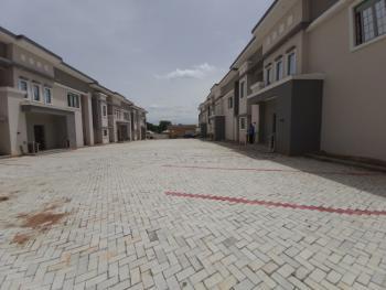 Brand New & Very Spacious 4 Bedroom Terrace House, Life Camp, Abuja, Terraced Duplex for Sale