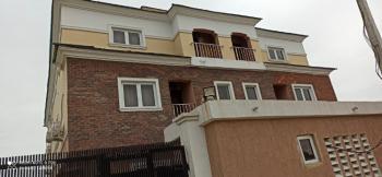 Newly Built 3 Bedroom Semi Detached Duplex, Eleganza Bus-stop, Orchid Road, Lafiaji, Lekki, Lagos, Semi-detached Duplex for Rent