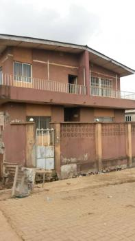 Standard 4 Bedroom Solid Detached Duplex with Extra Land on 650sqm, Iyana Ipaja, Alimosho, Lagos, Detached Duplex for Sale