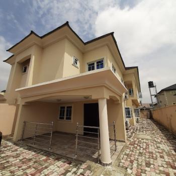 4 Bedrooms Semi Detached, Ado, Ajah, Lagos, Semi-detached Duplex for Sale