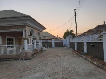 Well Finished, Fully Detached 4 Bedroom Bungalow, Life Camp, Gwarinpa, Abuja, Detached Bungalow for Sale