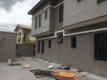 Newly Built Spacious 4 Bedroom Semi-detached Duplex + Bq, Gra, Magodo, Lagos, Detached Duplex for Rent