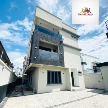 5 Bedroom Detached Duplex and 2 Rooms Bq, Lekki Phase 1, Lekki, Lagos, Detached Duplex for Sale